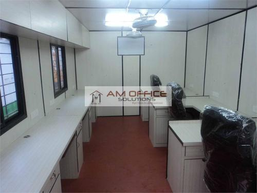 prefabricated office cabin manufacturer bangalore