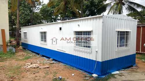 prefabricated office cabin manufacturer india